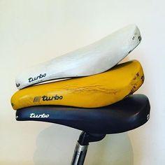 Vintage Turbo Saddles #Vintage #Turbo #SelleItalia #Saddle : @rowanrroberts