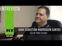 El hijo de Pablo Escobar revela el papel de EE.UU. en el negocio de las drogas (ENTREVISTA) - YouTube Pablo Emilio Escobar, Mainstream Media, Conspiracy, Robin, Youtube, Paper, Assassin, Interview, Business