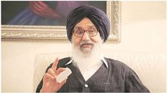 AAP and Congress have no Sympathy for the people of Punjab, AAP will be the doom of Punjab: CM Parkash Singh Badal