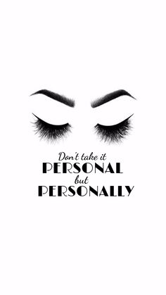 DON'T TAKE IT PERSONAL BUT PERSONALLY The Vamps, Maggie Lindemann - Personal 2017 Wallpaper The Vamps Quotation Quote lyrics