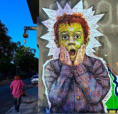 STSTM en #atenas #streetart #graffiti #printbroker #imprenta #tipos #print #printer #letterpress www.printbroker.co PrintBroker&Co.