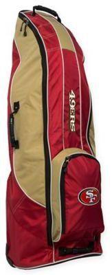 NFL San Francisco 49ers Golf Travel Bag
