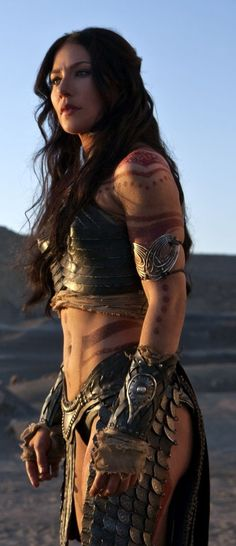 "Dejah Thoris from John Carter; ""armor""...."