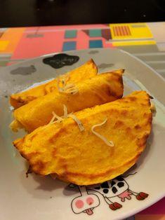 pensando Tacos, Gluten, Relleno, Wraps, Pineapple, Fruit, Ethnic Recipes, Food, Baked Carrots