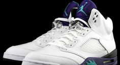 "Air Jordan V ""Grape"" Retro 2013 http://www.equniu.com/2013/01/15/air-jordan-v-grape-retro-2013/"