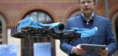 Mola: Parrot es el lider mundial en drones de bajo coste según Wall Street Journal
