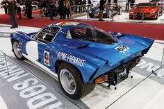 Retromobile 2013 - Alpine Renault A220 1968