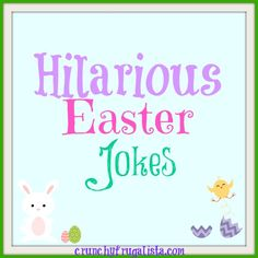 Great collection of Easter #jokes