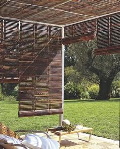 great idea if you don't have a way to install the heavy weight of a large structure
