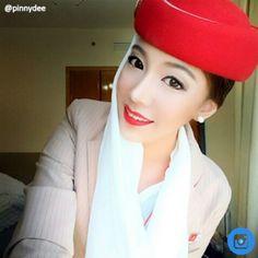 @pinnydee ✈ ✈ ✈ ✈ ✈ ✈ ✈ ✈ ✈ ✈ ✈ ✈ ✈ ✈ ✈  #crew2015 #fly #friends #cabincrew #crewlove #crewlife #beautiful #smile #happy #airport #selfie #airplane #family #pilot #airbus #boeing #aviation #crew #airlines #2015 #emirates #aviationpictures #Emiratesfamily #flyemirates  ________________________________