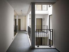 Hunziker Areal Haus B, Miroslav Šik Architekt, 2014 / Zusammenarbeit mit Karin Gauch