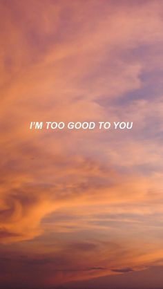 Too Good // Drake ⚛ @natofwonderland ⚛