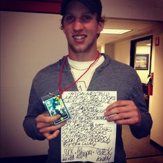 Justin Abdelkader shares the Red Hot Chili Peppers playlist during a recent concert at JLA