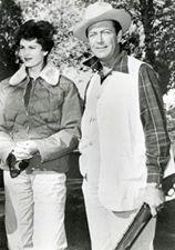 ROBERT TAYLOR AND URSULA THIESS