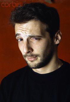 French Director Mathieu Kassovitz
