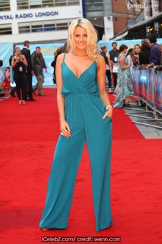 Danielle Armstrong 'What If' - UK film premiere held at the Odeon West End http://icelebz.com/events/_what_if_-_uk_film_premiere_held_at_the_odeon_west_end/photo10.html