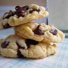 Cake Batter Cookies Recipe - ZipList