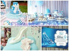 ideas para festejar junto a la princesa disney La Cenicienta celebra una real fiesta de cumpleaños con todo lo que necesitas para decoración, actividades