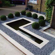 granit palisaden - 20 ideen für schöne gartengestaltung   garten, Garten und erstellen