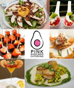 Austin wedding caterer, Pink Avocado Catering. #austinwedding #weddingfood