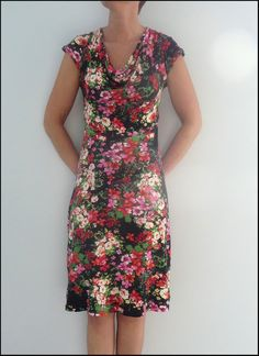 The best DIY projects & DIY ideas and tutorials: sewing, paper craft, DIY. DIY Women's Clothing : The Eva dress: gratis patroon -Read Sewing Clothes, Diy Clothes, Clothes For Women, Fashion Sewing, Diy Fashion, Diy Dress, Dress Skirt, Diy Kleidung, Dress Making Patterns