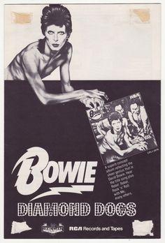 Diamond Dogs ~ David Bowie