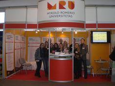 Kaunas Education Fair, January 2012