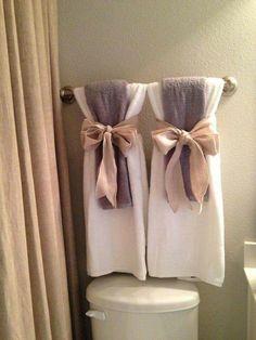 Towel Arrangements