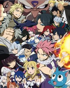 Fairy Tail is BACK