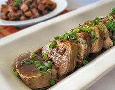 ... Pork Tenderloin with Asian Slaw | Recipe | Pork Tenderloins, Asian
