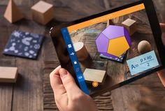 Geometry, una app para estudiar poliedros con Realidad Aumentada - Inevery Crea