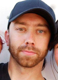 Tim McIlrath #Heterochromia #RizeAgainst