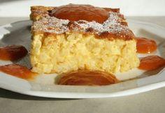 Hungarian Desserts, Hungarian Recipes, Hungarian Food, Milk Cake, Rice Milk, Dairy Free Recipes, Meals For The Week, Vanilla Cake, Tiramisu