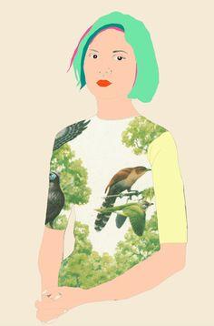 Fashion Illustration - talifurman