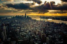 Twitter / cheomm88: El siempre sorprendente skyline ...