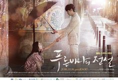 """[Photos] Added posters for the upcoming #kdrama """"The Legend of the Blue Sea"""""""