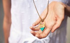 One of many loves. Tuareg Pendant Necklace via Of a Kind