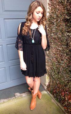 Daydream Believer Boho Dress http://www.fabfindsboutique.com