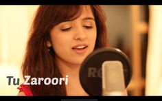 Tu Zaroori - Zid | Female Cover by Shirley Setia ft. Arjun Bhat | (Sunid...