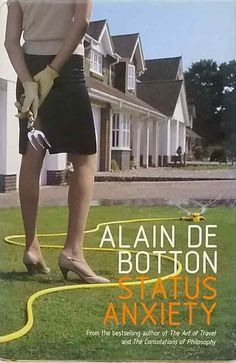 edition Status Anxiety by Alain de Botton illustrated used HB dust jacket Bestselling Author, Jacket, Illustration, Illustrations, Suit Jacket, Jackets, Coat