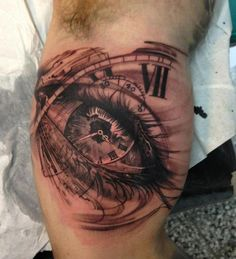 JP Wikman « Tattoo Art Project - JP Wikman is a realistic tattoo artist from Tammefors, Finland. Check out this eye he tatted.