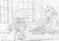 Manhwa, Violet Evergreen, Violet Evergarden Anime, Anime Reccomendations, Kyoto Animation, Animation Tutorial, Anime Sketch, Dragon Art, Bungo Stray Dogs