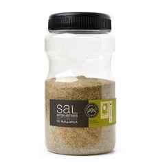 Sal con aromáticas XL - Loveat!© - #We_Loveat - Sal marina d'Es Trenc muy aromática. Cosecha 2013. 10g de aromáticas X cada 100g de sal.
