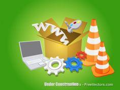 Business design elements vector graphic