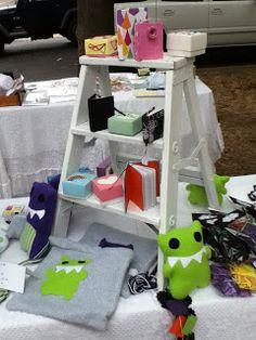 Elisabeth Nicole: Craft Show Display Ideas