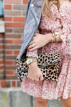 How To Mix Prints For Fall Tips For Print Mixing Via Glitter Gingham Fall