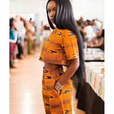 Look at this Gorgeous modern african fashion African Fashion Designers, African Inspired Fashion, African Print Fashion, Fashion Prints, Fashion Patterns, Africa Fashion, African Print Dresses, African Fashion Dresses, African Dress