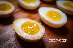 Shoyu Ramen Egg - Instant Pot or Regular Boiling Method? - Ice Or Rice Soy Sauce Eggs, Soy Eggs, Instant Ramen, Instant Pot, Egg Recipes, Cooking Recipes, Shoyu Ramen, Ramen Restaurant, Soft Boiled Eggs