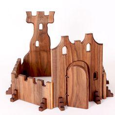 Wooden castle #wood