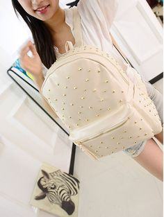 BA00087 Korean style students pack fashion backpack